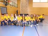 Ohne sie geht gar nichts- unser Helferteam in den gelben OBS-Shirts.©OBS