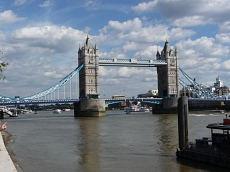 Tower-Bridge © Oberschule Loccum