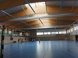 Viel Platz in der neuen Stadtsporthalle©OBS