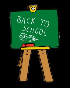 Back to school©Pixabay