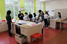 Neue Küche©Oberschule Loccum
