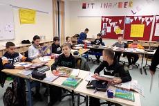 Schüler Klasse 5©Oberschule Loccum